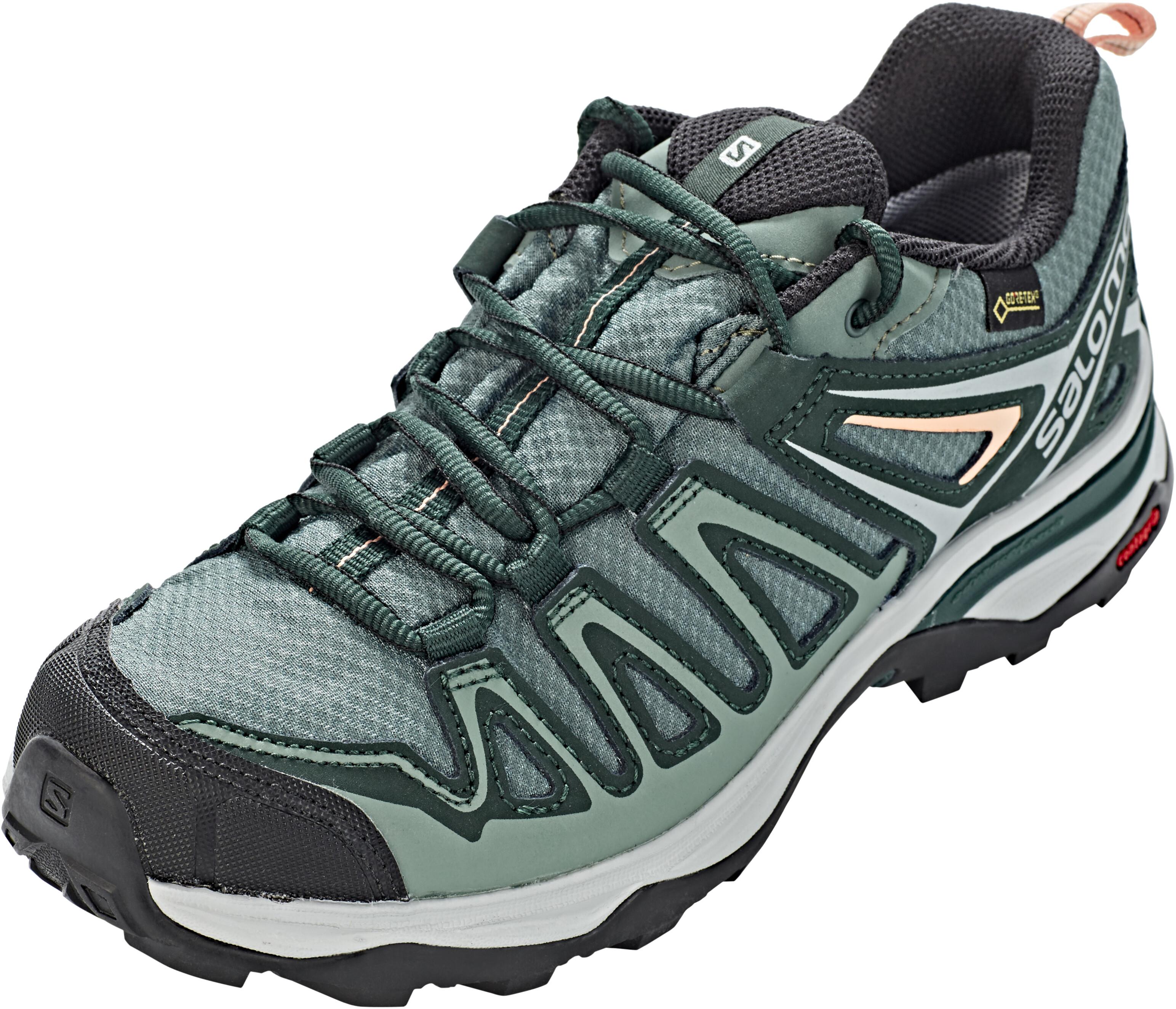 superior quality 06ded e1bf4 Salomon X Ultra 3 Prime GTX Shoes Women green